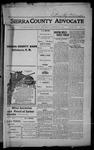 Sierra County Advocate, 1914-12-18 by J.E. Curren