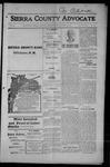 Sierra County Advocate, 1915-01-29 by J.E. Curren