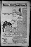 Sierra County Advocate, 1915-02-05 by J.E. Curren