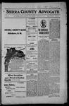 Sierra County Advocate, 1915-02-12 by J.E. Curren