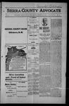 Sierra County Advocate, 1915-02-19 by J.E. Curren