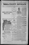Sierra County Advocate, 1915-02-26 by J.E. Curren