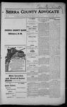 Sierra County Advocate, 1915-03-26 by J.E. Curren
