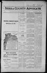 Sierra County Advocate, 1915-04-23 by J.E. Curren