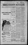 Sierra County Advocate, 1915-04-30 by J.E. Curren