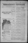 Sierra County Advocate, 1915-05-14 by J.E. Curren