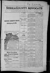 Sierra County Advocate, 1915-05-21 by J.E. Curren