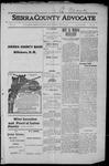 Sierra County Advocate, 1915-05-28 by J.E. Curren