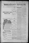 Sierra County Advocate, 1915-06-04 by J.E. Curren