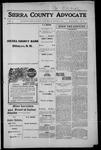 Sierra County Advocate, 1915-08-06 by J.E. Curren