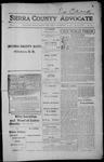 Sierra County Advocate, 1915-09-17 by J.E. Curren