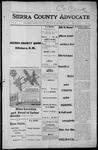 Sierra County Advocate, 1915-12-03 by J.E. Curren