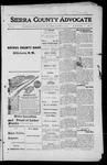 Sierra County Advocate, 1916-03-31 by J.E. Curren