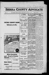 Sierra County Advocate, 1916-04-14 by J.E. Curren