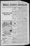 Sierra County Advocate, 1916-05-05