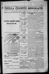 Sierra County Advocate, 1916-06-30 by J.E. Curren