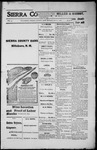Sierra County Advocate, 1916-07-07
