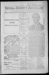 Sierra County Advocate, 1916-09-15 by J.E. Curren
