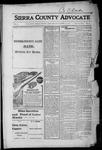 Sierra County Advocate, 1916-10-27