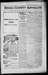 Sierra County Advocate, 1916-11-03 by J.E. Curren