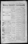 Sierra County Advocate, 1916-12-15 by J.E. Curren