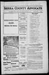 Sierra County Advocate, 1917-02-02 by J.E. Curren