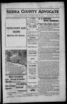 Sierra County Advocate, 1917-02-09 by J.E. Curren