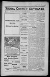 Sierra County Advocate, 1917-02-16 by J.E. Curren