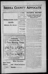 Sierra County Advocate, 1917-02-23 by J.E. Curren