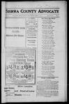 Sierra County Advocate, 1917-03-02 by J.E. Curren