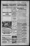 Sierra County Advocate, 1917-04-13 by J.E. Curren