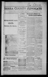 Sierra County Advocate, 1917-05-04 by J.E. Curren