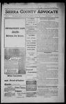 Sierra County Advocate, 1917-05-11 by J.E. Curren