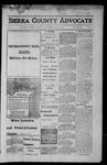 Sierra County Advocate, 1917-05-18 by J.E. Curren