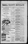 Sierra County Advocate, 1917-08-10 by J.E. Curren