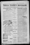 Sierra County Advocate, 1917-10-26 by J.E. Curren