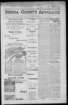 Sierra County Advocate, 1917-12-14