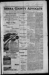 Sierra County Advocate, 1917-12-28 by J.E. Curren