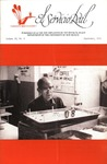 El Servicio Real Volume 10 No 2 (1975) by The UNM Physical Plant Department