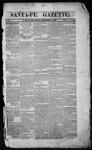 Santa Fe Gazette, 09-15-1860
