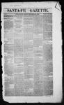Santa Fe Gazette, 09-22-1860