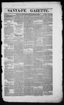 Santa Fe Gazette, 09-29-1860
