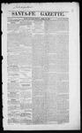 Santa Fe Gazette, 04-20-1861