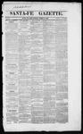 Santa Fe Gazette, 04-27-1861