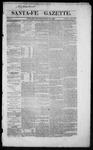 Santa Fe Gazette, 05-25-1861