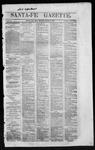 Santa Fe Gazette, 06-08-1861
