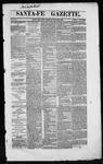Santa Fe Gazette, 06-29-1861