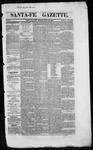 Santa Fe Gazette, 07-13-1861
