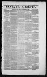 Santa Fe Gazette, 09-28-1861