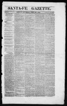 Santa Fe Gazette, 02-01-1862